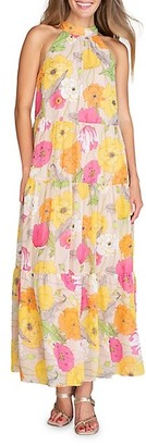 Trina Turk Sunglasses Maxi Dress