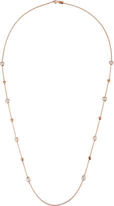 "Ippolita Rose Rock Candy Medium Stone Station Necklace, 37"""