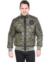 G Star Men's Batt Quilted Bomber Jacket In Myrow Nylon