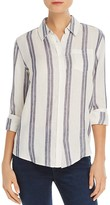 DL1961 Mercer & Spring Striped Shirt