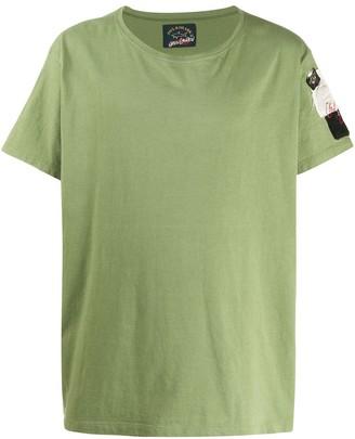 Paul & Shark short sleeve applique patch T-shirt