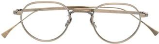 Eyevan 7285 169 Round-Frame Optical Glasses