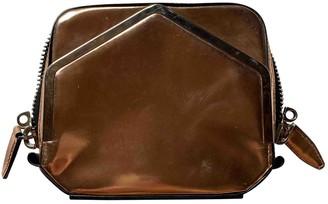 Alexander Wang Metallic Leather Clutch bags