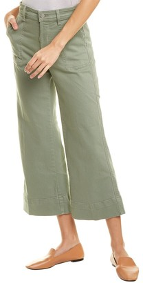 Joe's Jeans Coastal Colors High-Rise Cropped Trouser