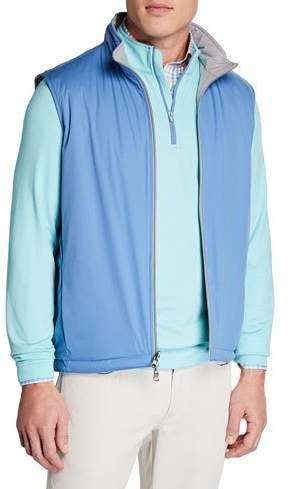 Peter Millar Men's Deuce Stretch-Knit Reversible Vest