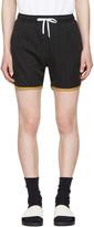 Kappa Black Dinamo Athletic Shorts