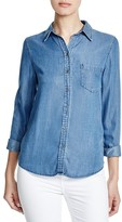 DL1961 Mercer & Spring Chambray Button-Down - The Blue Shirt Shop