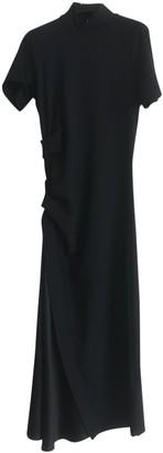 Brunello Cucinelli Blue Wool Dresses