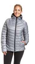 Champion Plus Size Hooded Puffer Jacket