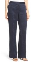 Classiques Entier Linen Blend Trousers