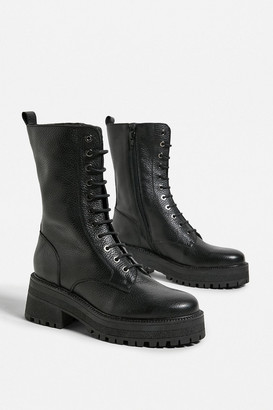 Urban Outfitters Babs Chunky Lace-Up Boot