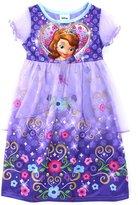 Disney Princess Girls Nightgown Pajamas