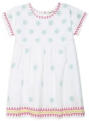 Roller Rabbit Little Girl's & Girl's Embroidered Dress