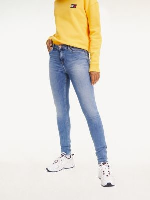 Tommy Hilfiger Nora Medium Rise Skinny Jeans