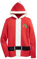 American Rag Men's Holiday Santa Claus Hooded Sweatshirt, Only at Macy's