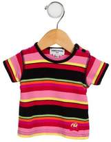 Sonia Rykiel Girls' Printed Short Sleeve Top