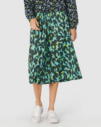 gorman Women's Multi Skirts - In Disguise Pleat Skirt - Size One Size, 6 at The Iconic