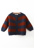 Bobo Choses Big Stripe Cardigan