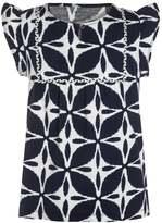 Carter's FLORAL Print Tshirt dark blue