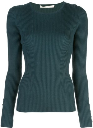 Jason Wu Collection ribbed knit sweater