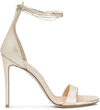 Giuliano Galiano Lorena ankle-bracelet sandals