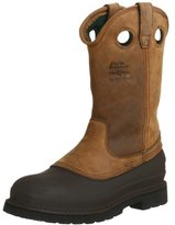 "Georgia Boot Men's Mud Dog 12"" Pull On Steel Shank Work Boot"