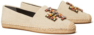 Tory Burch Ines Embellished Espadrille