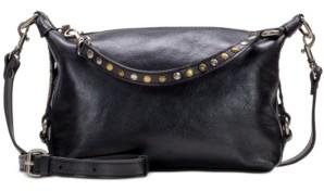 Patricia Nash Heritage Torcy Leather Satchel