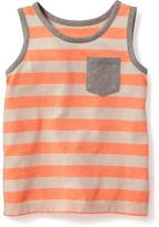 Old Navy Striped Tank for Toddler