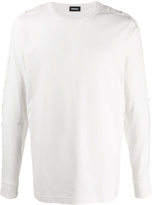 Diesel long-sleeved top