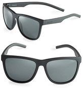 Polaroid 56MM Modified Cateye Sunglasses