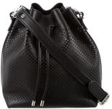 Proenza Schouler Perforated Leather Bucket Bag