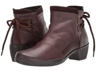 Eric Michael Bibi (Brown) Women's Boots