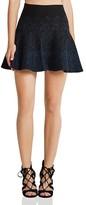 BCBGeneration Dot Flared Skirt