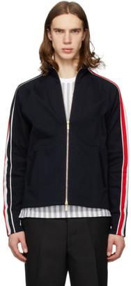 Thom Browne Navy Stripe Track Jacket