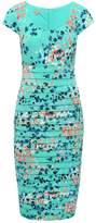 M&Co Floral print shutter dress
