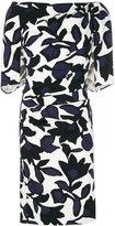 Talbot Runhof Lobata dress - women - Polyester/Spandex/Elastane/Cupro - 40