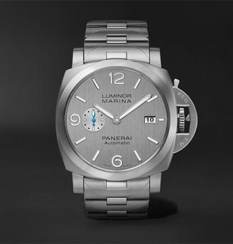 Panerai Luminor Marina Automatic 44mm Stainless Steel Watch, Ref. No. Pam00978