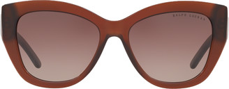 Ralph Lauren Square-Shaped Sunglasses