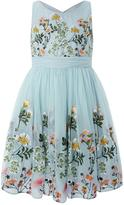 Monsoon Amelie Embroidered Dress