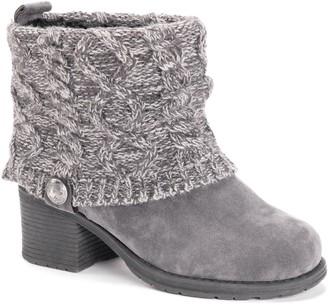 Muk Luks Haley Women's Ankle Boots