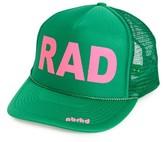 Women's Nbrhd Rad Trucker Hat - Green