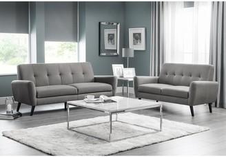 Julian Bowen Monza Fabric Sofa Bed