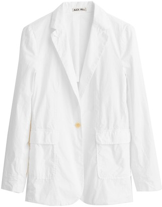 Alex Mill Billie Blazer in White