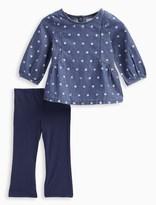 Splendid Baby Girl Printed Dot Set