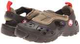 Crocs Micah (Infant/Toddler/Youth) (Espresso/Khaki) - Footwear