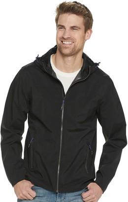 Hemisphere Men's All-Weather Hooded Rain Jacket