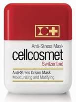 Cellcosmet Switzerland Anti-Stress Mattifying Cream Mask/1.8 oz.