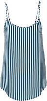 Humanoid striped cami - women - Silk - M