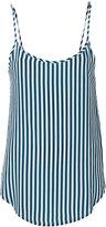 Humanoid striped cami - women - Silk - M